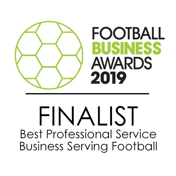 2019 Finalists in Best Business Serving Football