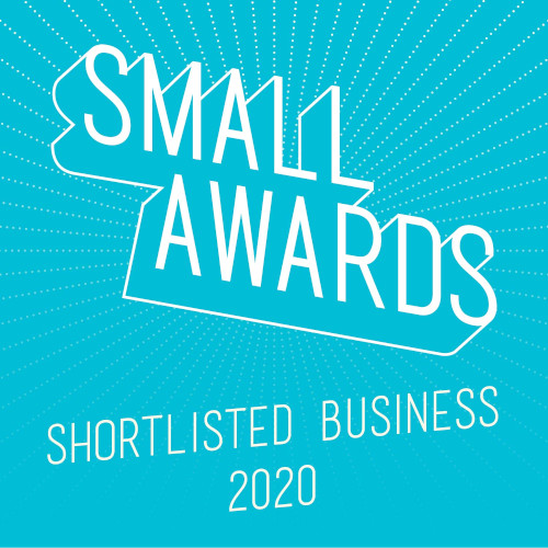 The Small Awards 2020 – Finalist 'New Kid On The Block